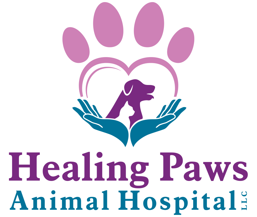 Healing Paws Animal Hospital logo